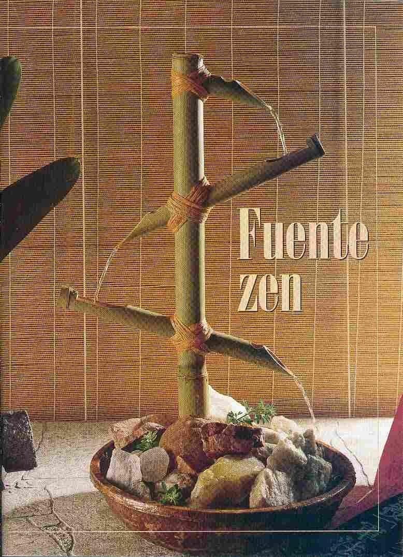 agua plantas que proporciona la manguera cuando hace circular el agua sahumerios y musica son los materiales a with fuentes zen interior with fuentes zen - Fuentes Zen